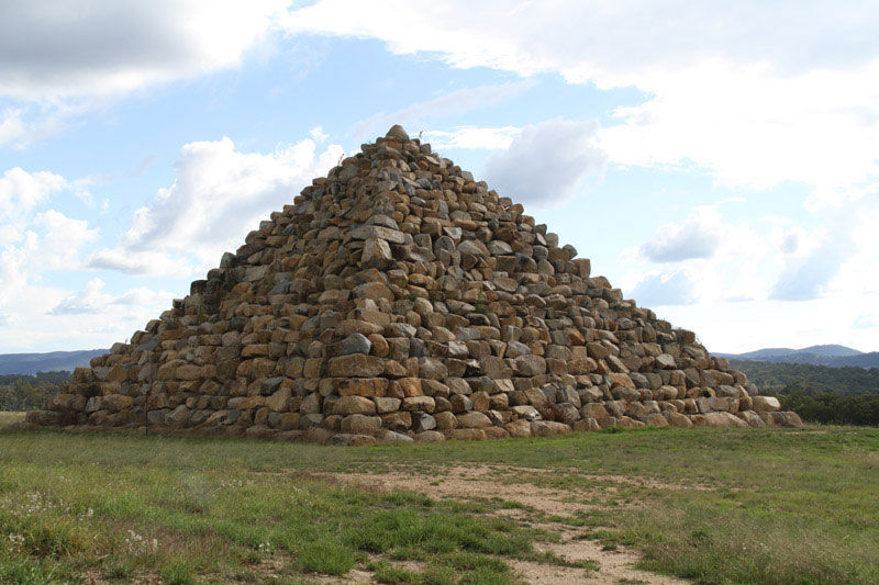 ballandean pyramid queensland australia folly 10 Extravagant Buildings That Serve No Purpose