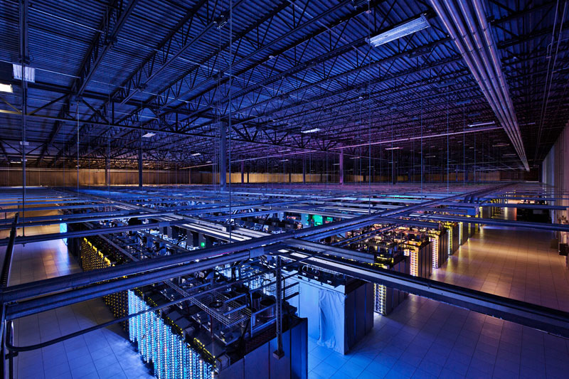 council bluffs data center google A Photo Tour of Google Data Centers Around the World