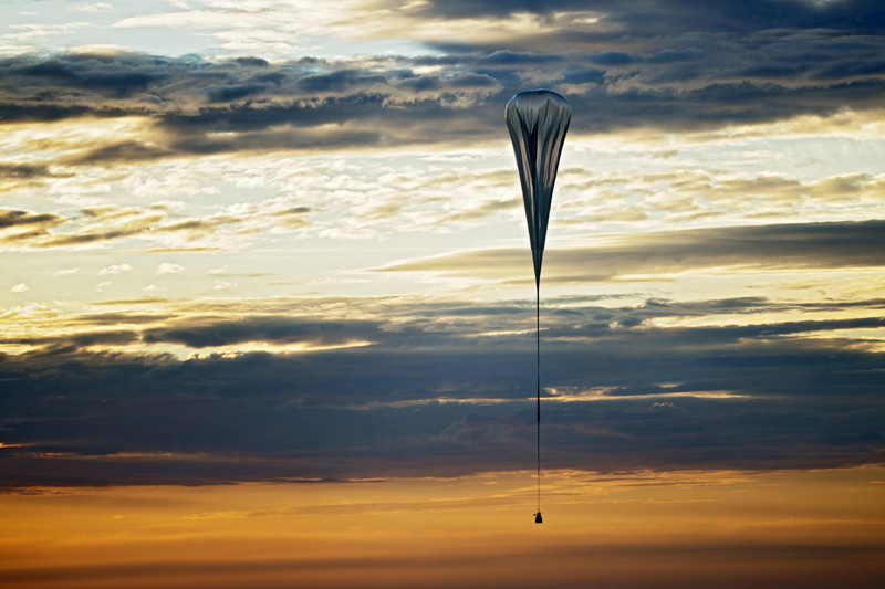 Picture of the Day: The 97,000 ft Liftoff