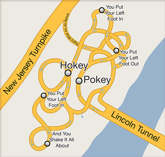 12 Clever Google Maps Illustrations «TwistedSifter