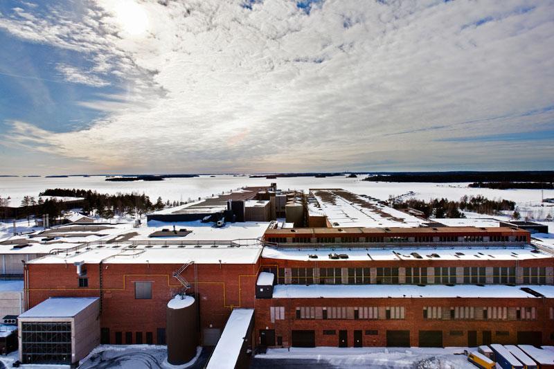 google european data center hamina finland exterior A Photo Tour of Google Data Centers Around the World