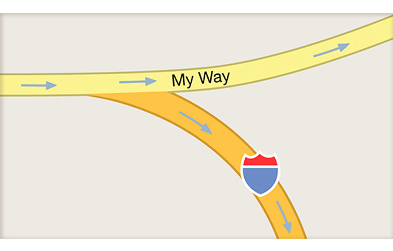 12 Clever Google Maps Illustrations