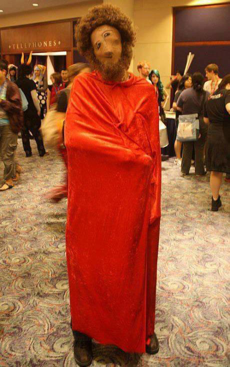 restoration jesus ecco homo costume The 40 Best Halloween Costumes of 2012