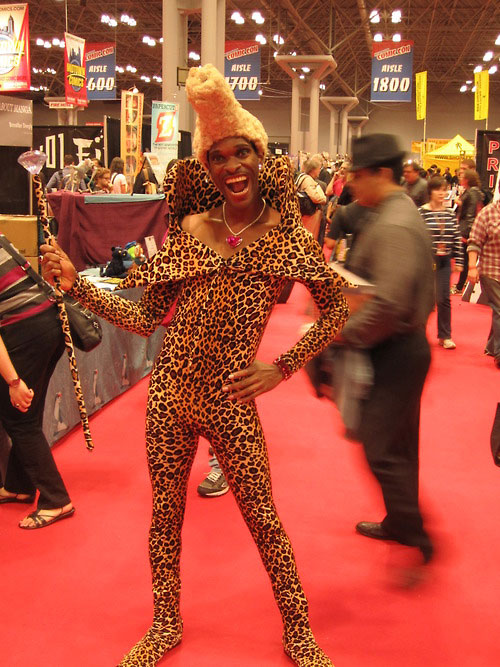 ruby rhod fifth element costume 23 Funny and Creative Halloween Costumes