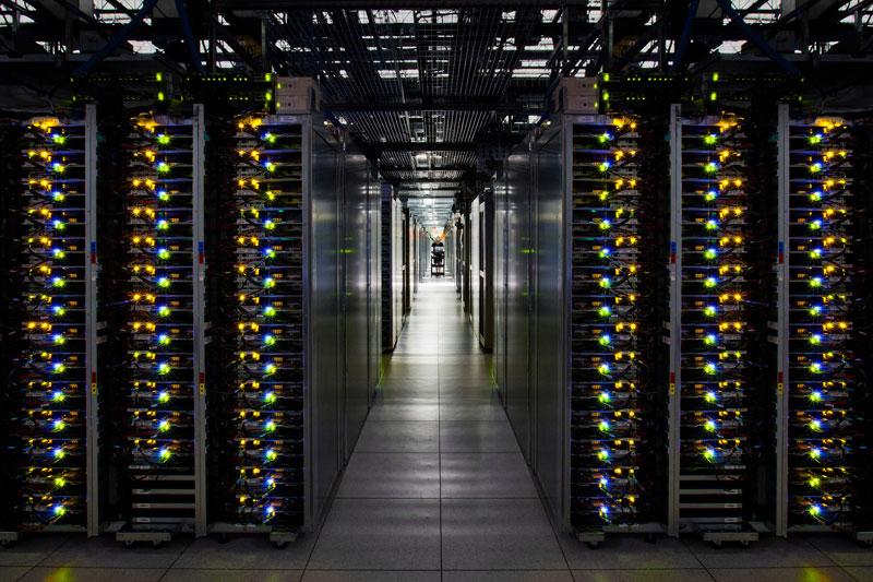 server room douglas county georgia A Photo Tour of Google Data Centers Around the World