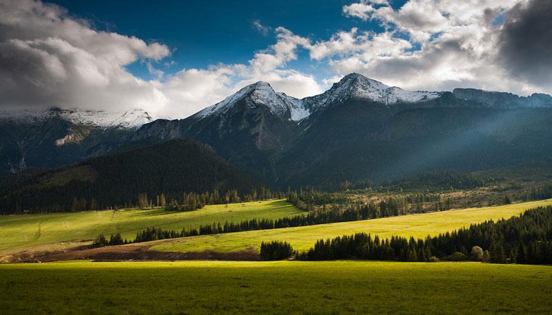 tatra mountains tatras tallest in poland and slovakia 2 A Photo Tour of the Tallest Mountains in Poland