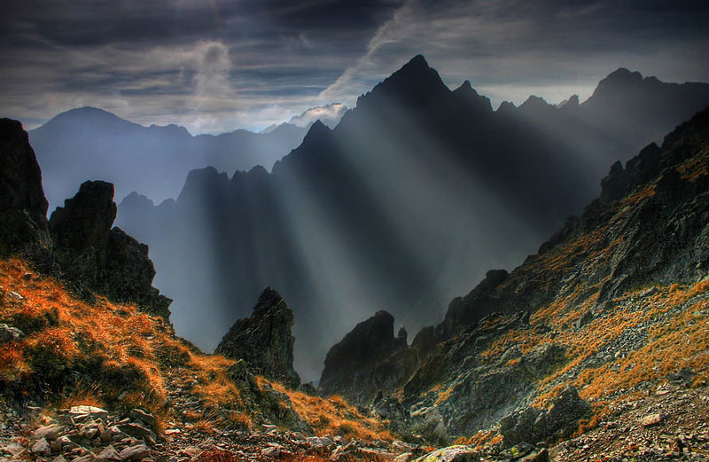 A Photo Tour of the Tallest Mountains in Poland