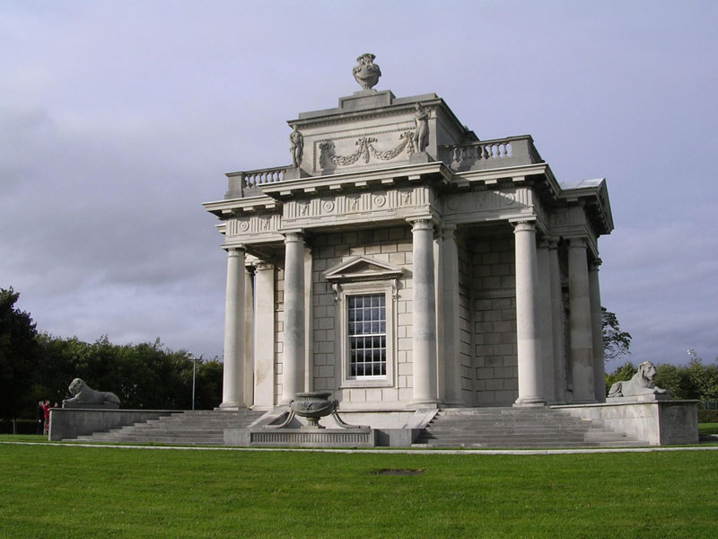 the casino at marino dublin ireland folly1 10 Extravagant Buildings That Serve No Purpose