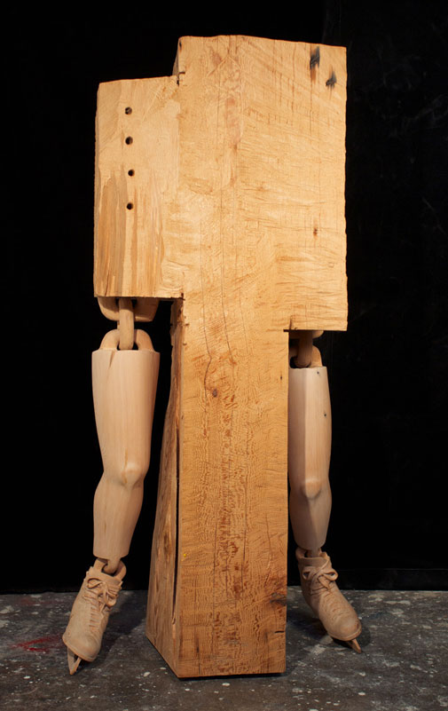 wood sculptures dan webb 12 10 Astonishing Wood Sculptures by Dan Webb