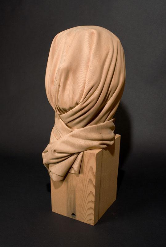 Astonishing wood sculptures by dan webb «twistedsifter