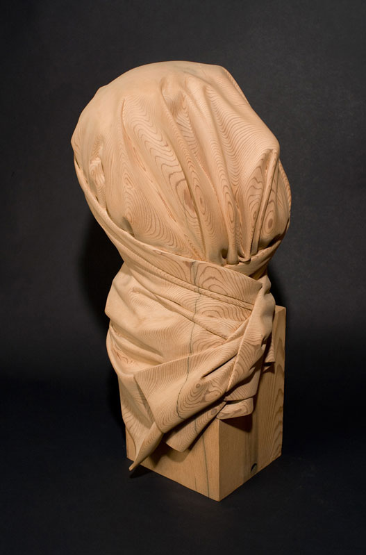 wood sculptures dan webb 4 You Wont Believe these Sculptures are Made Entirely of Wood