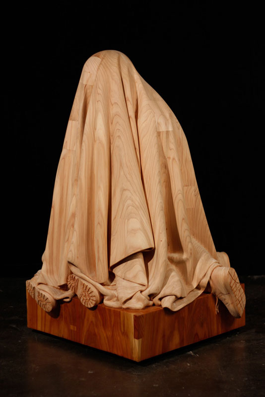10 astonishing wood sculptures by dan webb twistedsifter - Video de sculpture sur bois ...