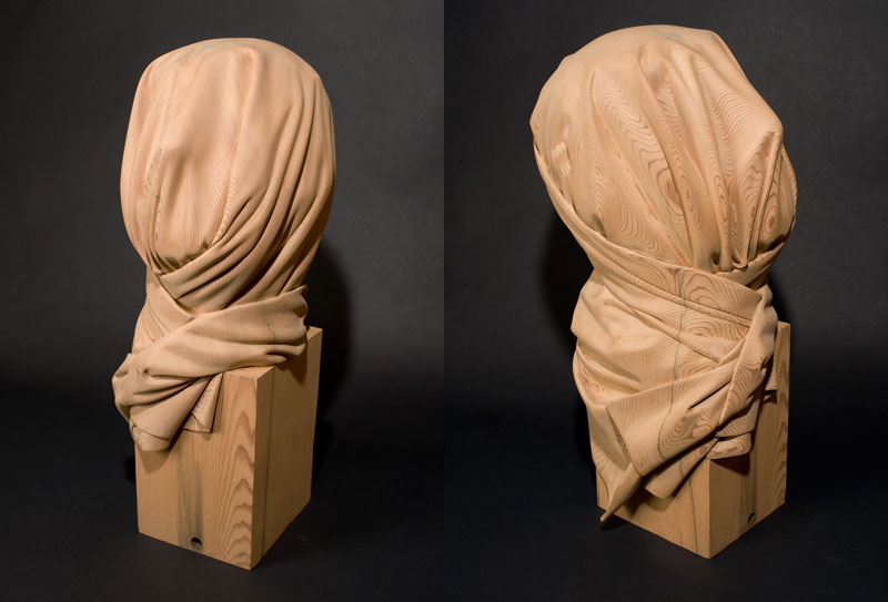 10 Astonishing Wood Sculptures by Dan Webb