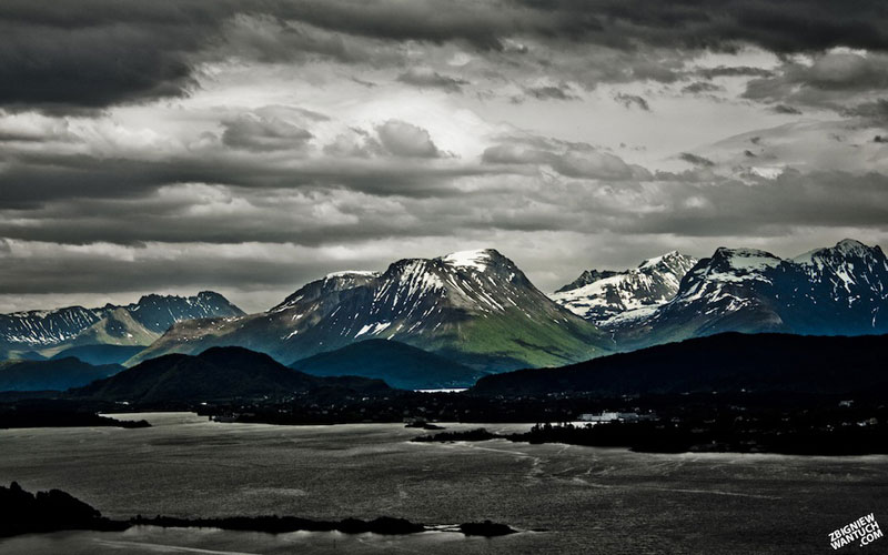 17 sunnmore alps from alesund norway An Incredible Photo Tour of Norway