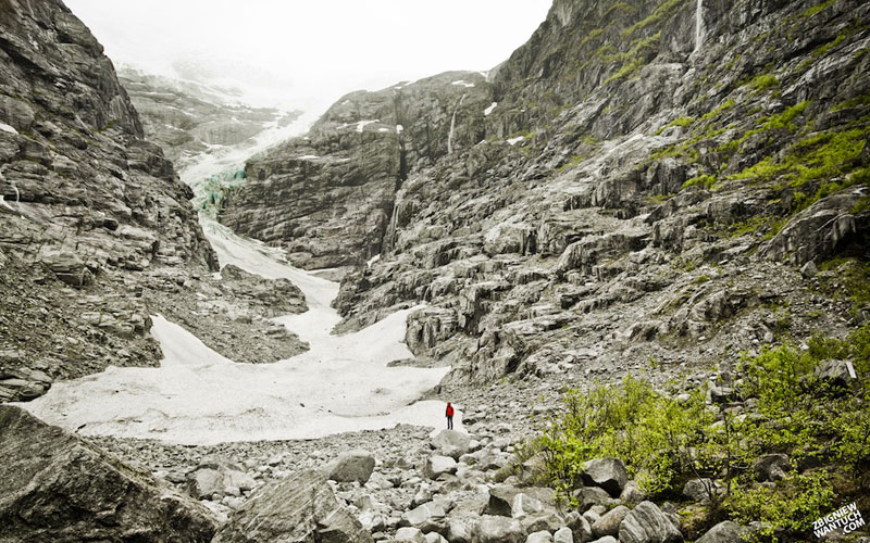 6 kjendalsbreen glacier loen norway An Incredible Photo Tour of Norway