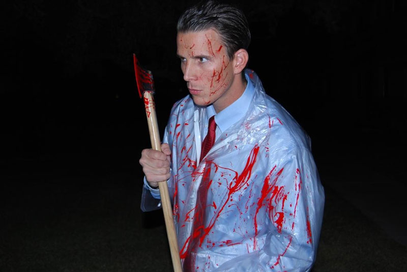 american psycho halloween costume The 40 Best Halloween Costumes of 2012