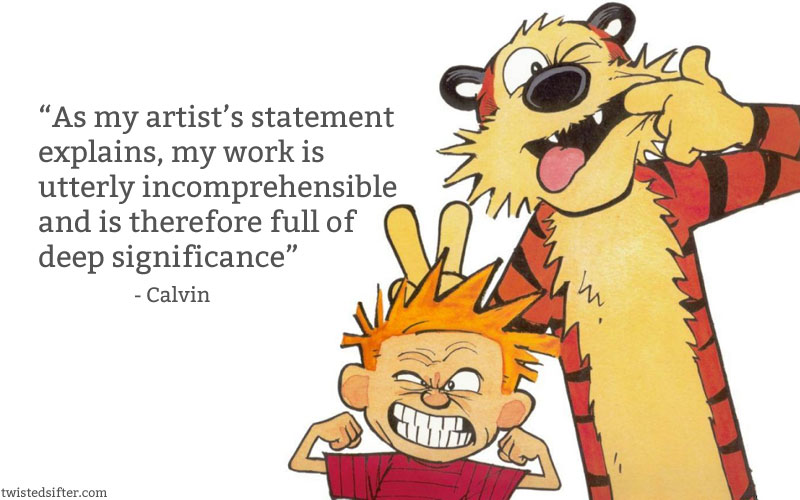 10 Famous Quotes AboutArt