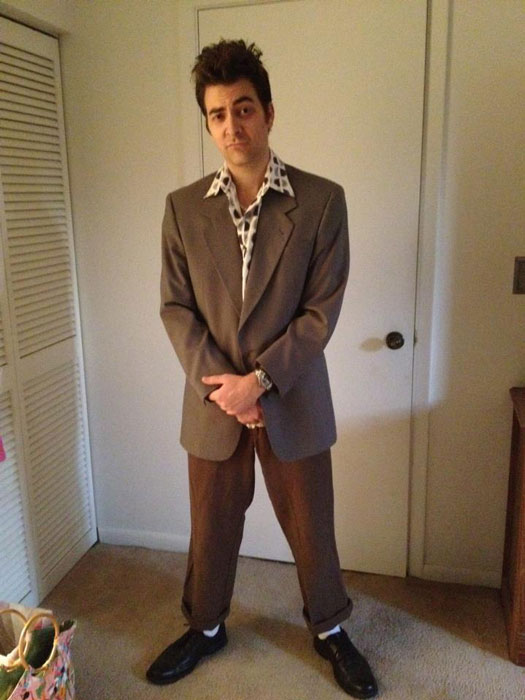 cosmo kramer halloween costume The 40 Best Halloween Costumes of 2012