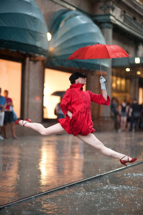 dancers among us at macys annmaria mazzini Fleeting Glimpses of Love on the New York Subway