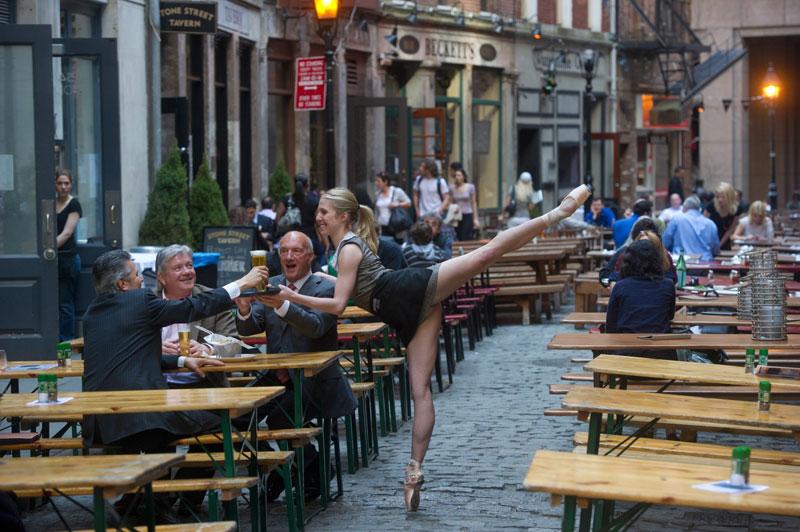 dancers among us stone street michelle joy The Dancers Among Us [21 Pics]