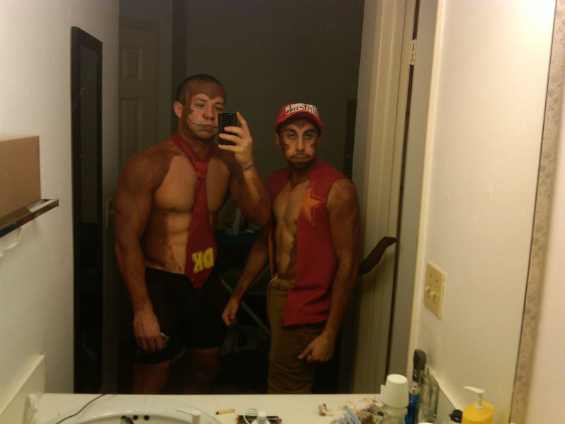 donkey kong and diddy kong halloween costume the 40 best halloween costumes of 2012