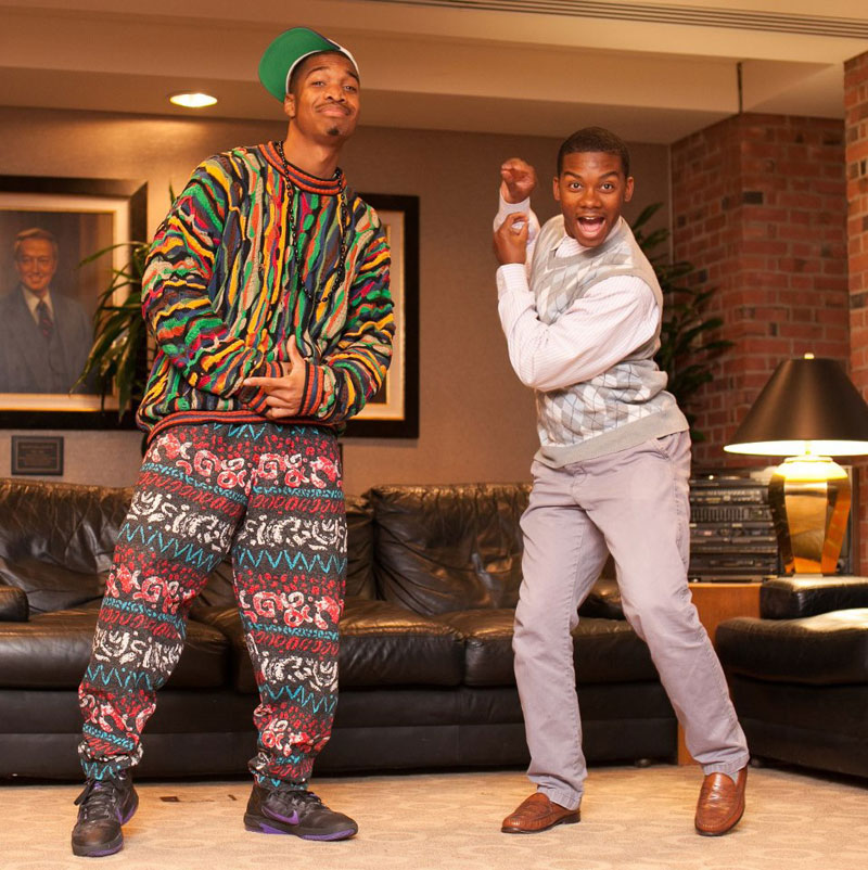 fresh prince and carlton banks halloween costumes