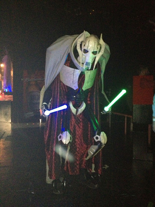 general grievous halloween costume The 40 Best Halloween Costumes of 2012