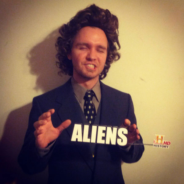 history channel aliens guy halloween costume The 40 Best Halloween Costumes of 2012