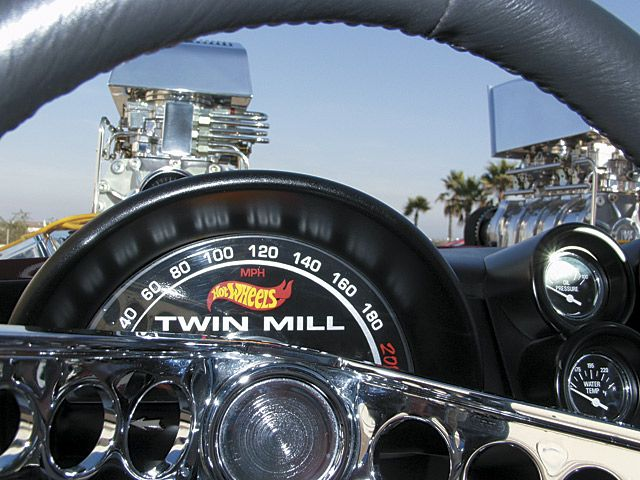 hot wheels twin mill full scale life sized replica 10 Life Size Replica of the Iconic Hot Wheels Twin Mill