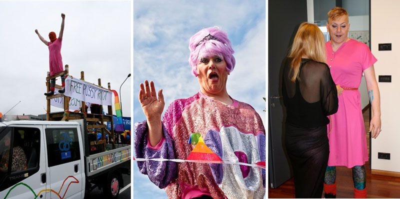 mayor of reykjavic jon gnarr pride parade drag queen 12 Reasons Why Jon Gnarr is the Worlds Most Interesting Mayor