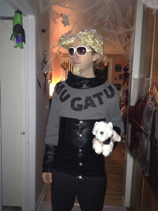 mugatu halloween costume The 40 Best Halloween Costumes of 2012