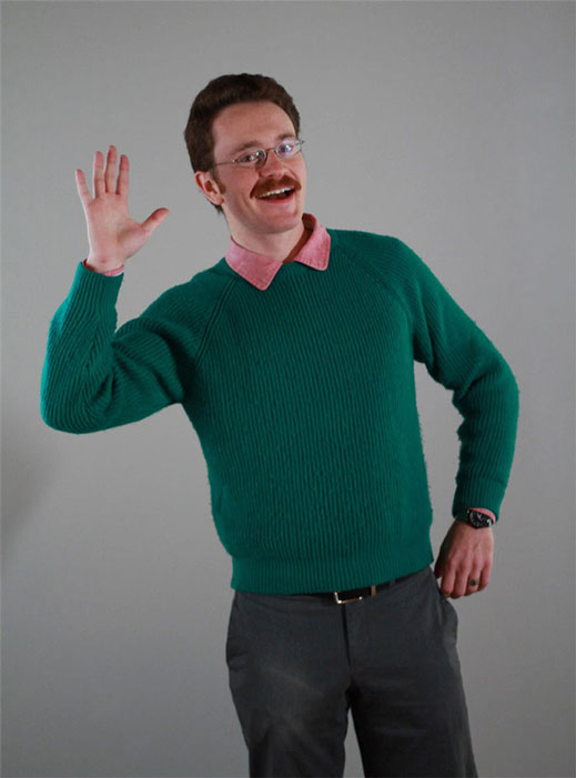 ned flanders halloween costume The 40 Best Halloween Costumes of 2012