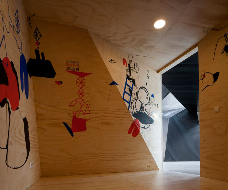 red bull office amsterdam netherlands sid lee architecture 10 Red Bull Amsterdams Shipping Yard Office [25 pics]