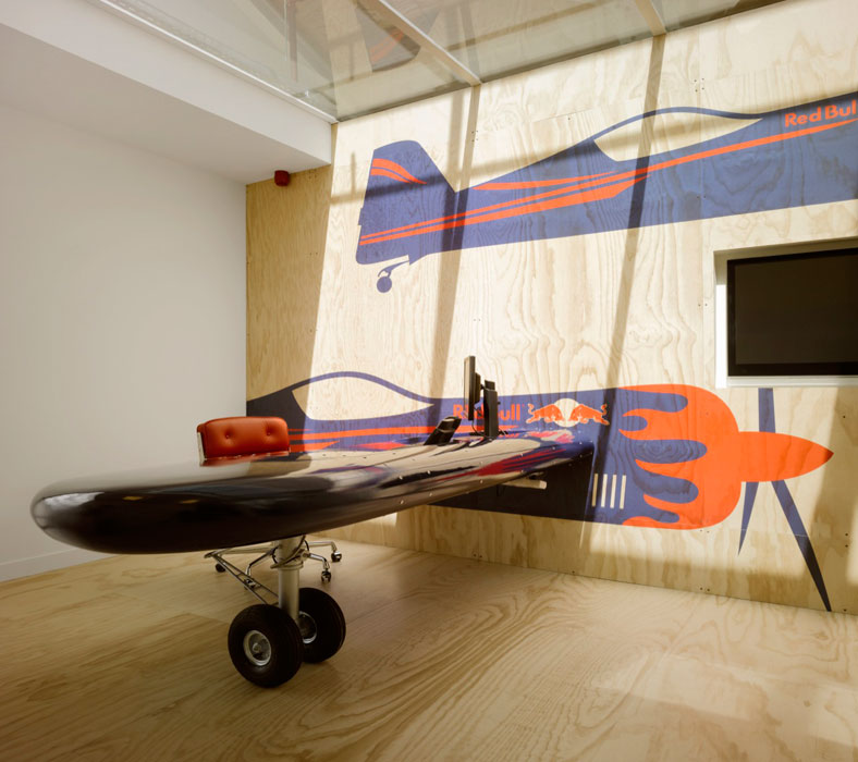 Red Bull Offices red bull amsterdam's 'shipping yard' office [25 pics] «twistedsifter