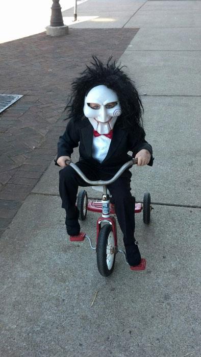 saw costume halloween costume The 40 Best Halloween Costumes of 2012