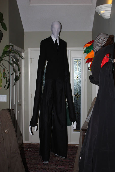 slender halloween costume The 40 Best Halloween Costumes of 2012