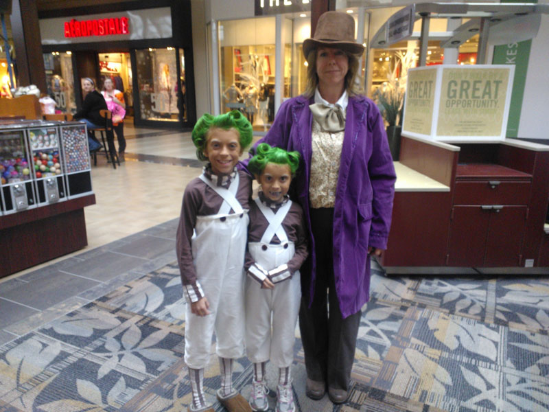 willy wonka halloween costume The 40 Best Halloween Costumes of 2012