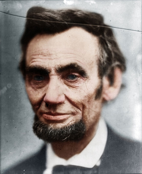 abraham-lincoln-colorized
