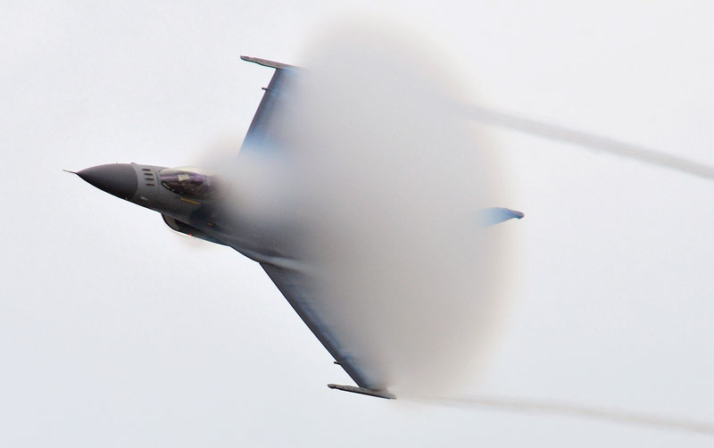 Picture of the Day: The Vapor Cone