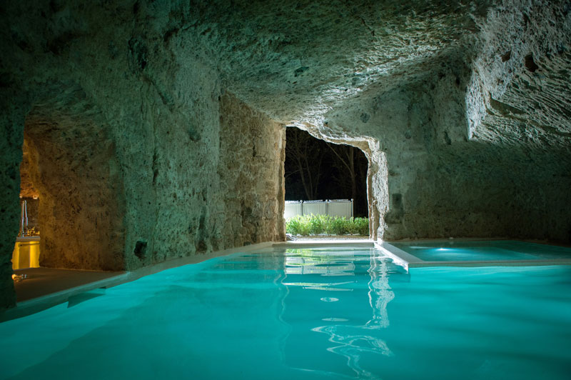house with underground caverns domus civita studio f fradiani italy (10)