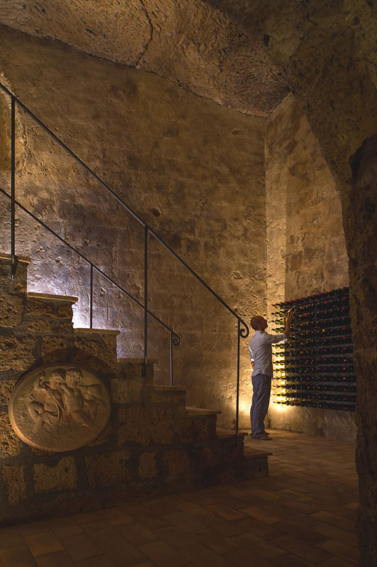 house with underground caverns domus civita studio f fradiani italy (5)