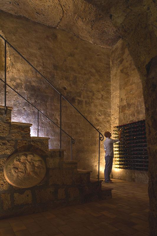 house with underground caverns domus civita studio f fradiani italy (5)