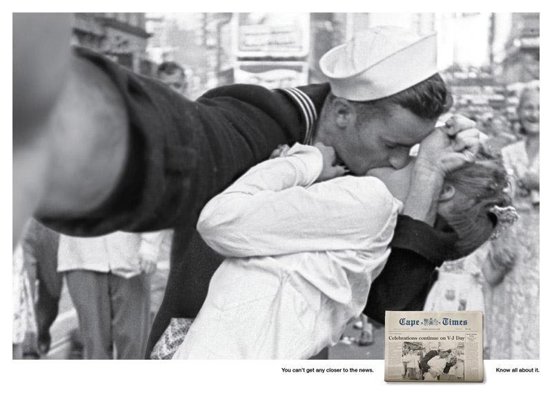 iconic famous photos turned into selfies self portraits v-j day in times square