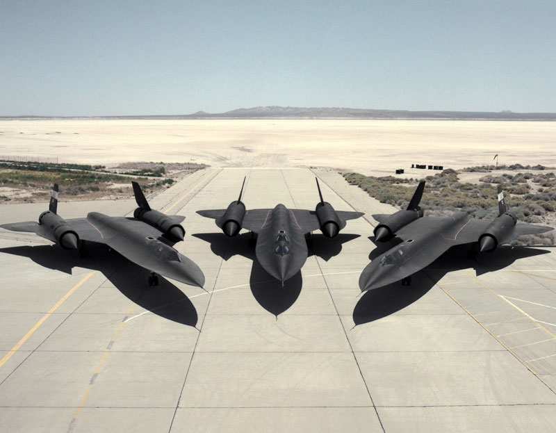 lockheed SR-71 Blackbird fastest plane in the world (7)