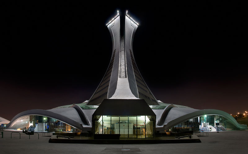 Picture Of The Day Montreal S Olympic Stadium 171 Twistedsifter