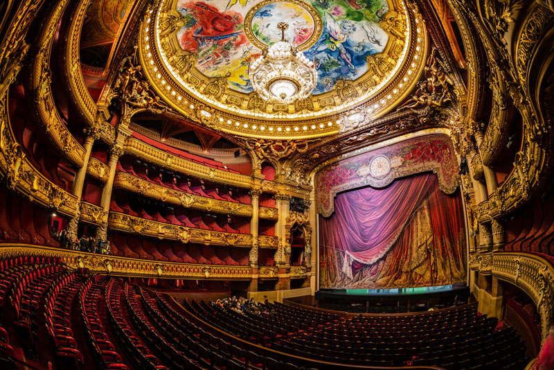 Picture of the Day: Inside Palais Garnier