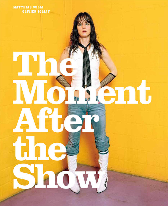 the moment after the show book cover matthias willi olivier joliat