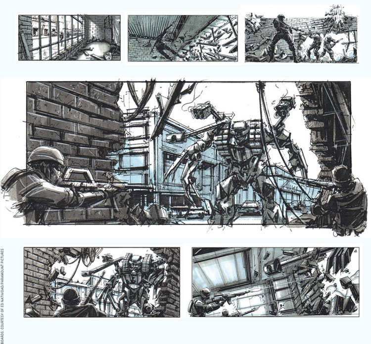 how to create a storyboard for a film