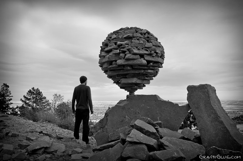 the art of rock balancing by michael grab «twistedsifter,
