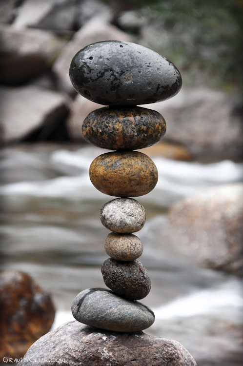 The Art Of Rock Balancing By Michael Grab Twistedsifter